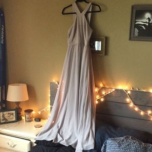 LuLus Bridesmaid dress